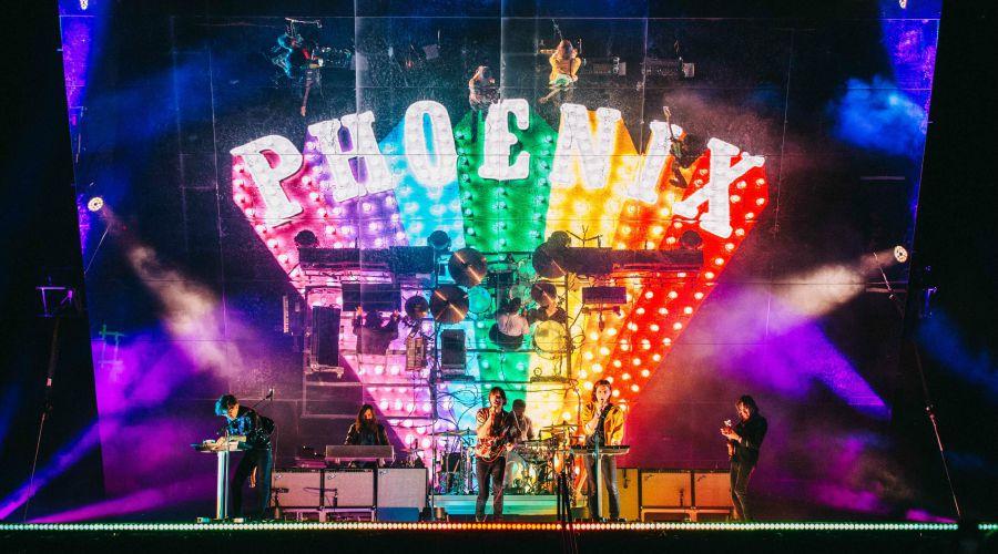 Phoenix 2018 Australian Tour