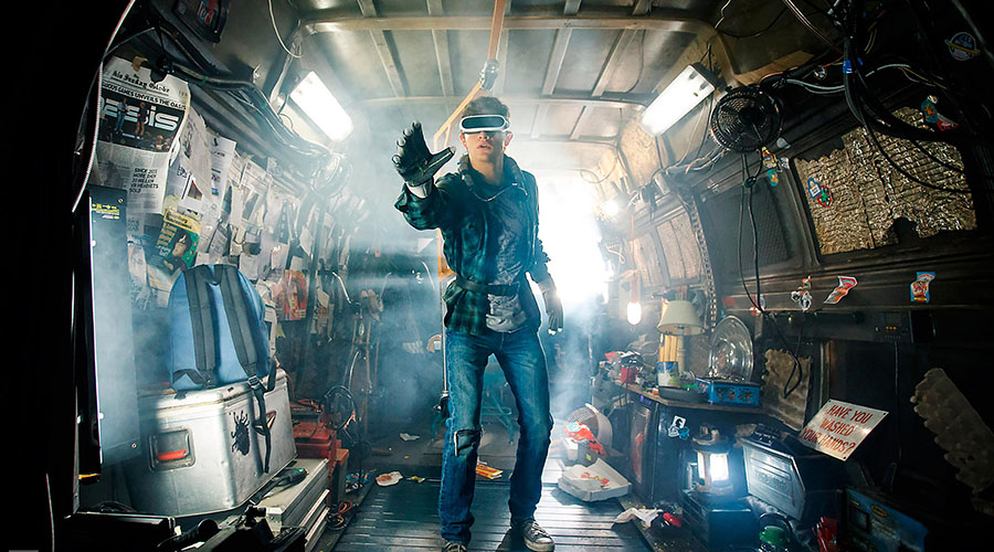 See the Future in a New Ready Player One Featurette!