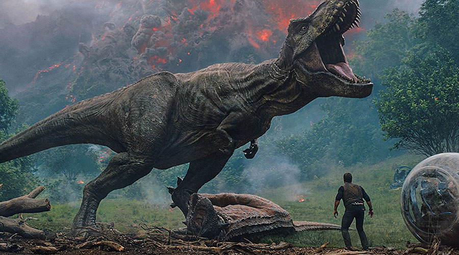 The new Jurassic World: Fallen Kingdom trailer is here!