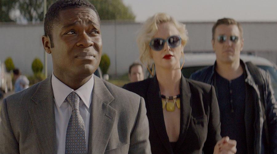 Meet David Oyelowo as Harold in New Featurette for Gringo!