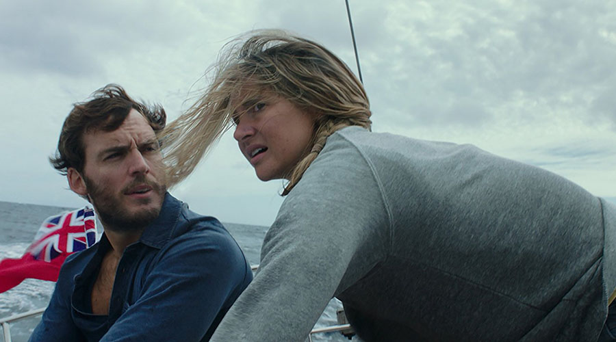 Check out the Trailer for Shailene Woodley's New Sailing Disaster Film, Adrift!