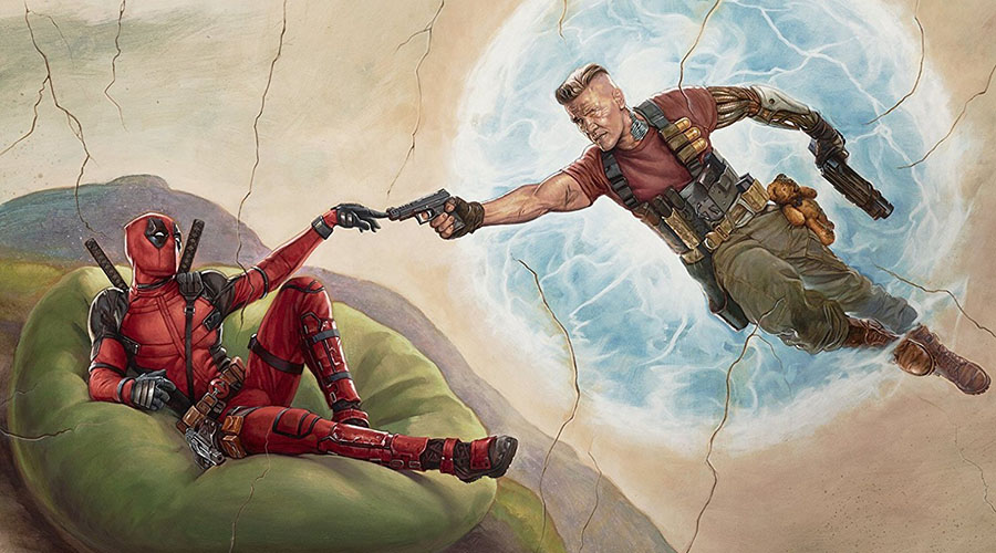 The official Deadpool 2 trailer is here!