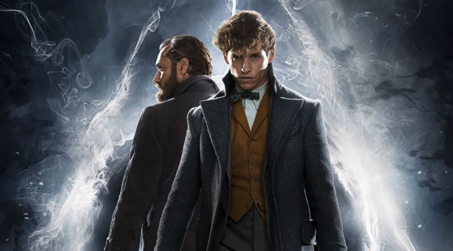 Fantastic Beasts: The Crimes of Grindelwald Trailer - Feast Your Eyes on Young Dumbledore!