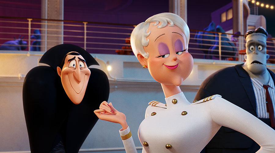 Get ready to go cruising - the new trailer for Hotel Transylvania 3: A Monster Vacation is here!