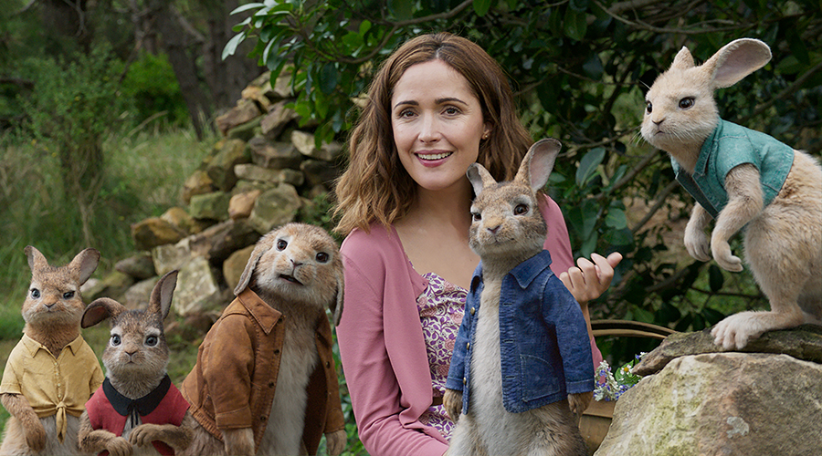 Hop along to see the new comedy adventure Peter Rabbit on Sunday March 11 and raise funds for Sony Foundation Australia!