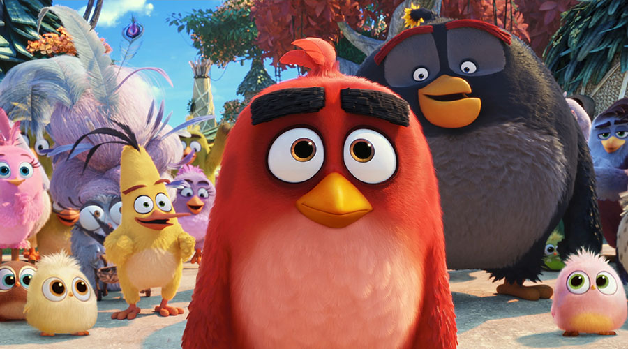 The Angry Birds Movie 2 flies in with an all-star cast of new and returning comedy talent!
