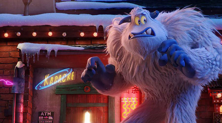 "Check out Zendaya and Channing Tatum Star as Yetis in the ""Smallfoot"" Trailer!"