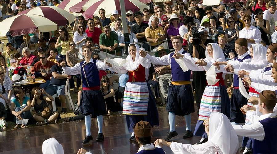 The top 10 reasons you know Paniyiri Greek Festival is just around the corner…