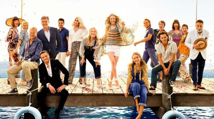 Watch the final Mamma Mia Here We Go Again Trailer!
