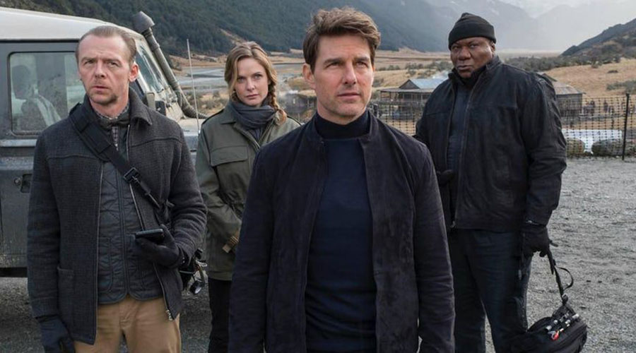 The new Mission Impossible - Fallout Trailer as dropped!