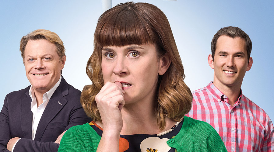 Check out the new trailer for Aussie Comedy The Flip Side!