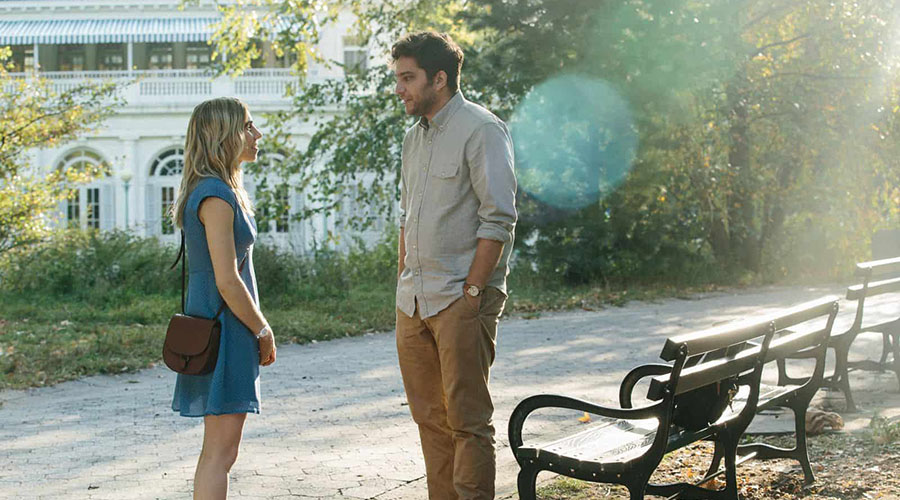 The Boy Downstairs Movie Review