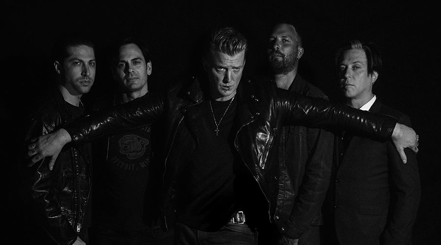 Queens Of The Stone Age Villains World Tour