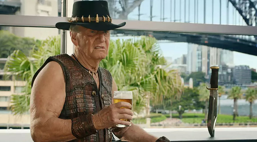 Hoges returns to the Big Screen - Paul Hogan to star in 'THE VERY EXCELLENT MR DUNDEE!'