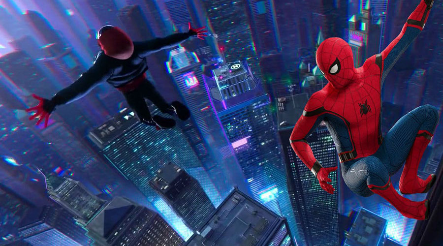 Jump into a new universe with the new trailer for Spider-Man: Into The Spider-Verse!