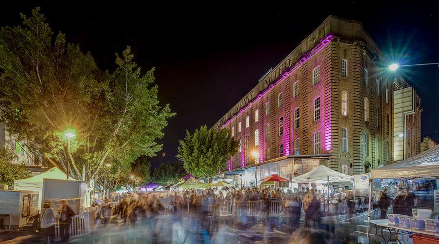 The Teneriffe Festival 2018