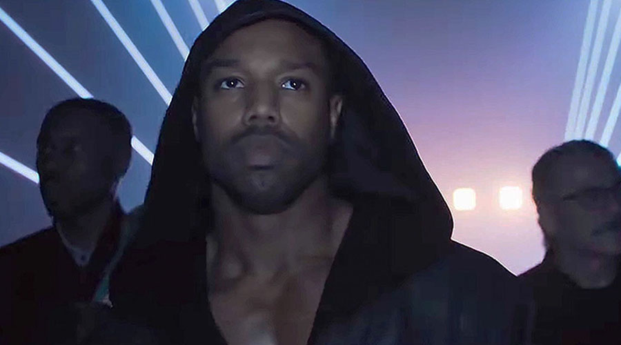 Watch the first official trailer for CREED II!