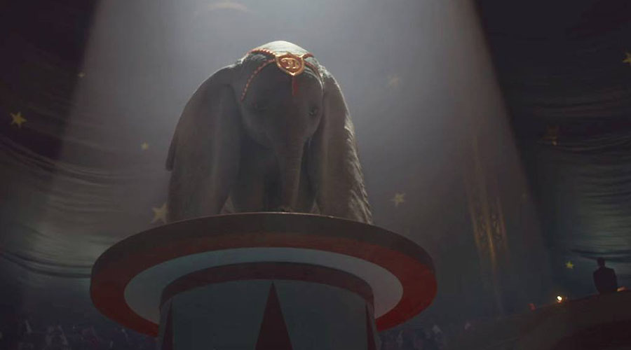In 2019, the beloved tale of Dumbo will take you to new heights!