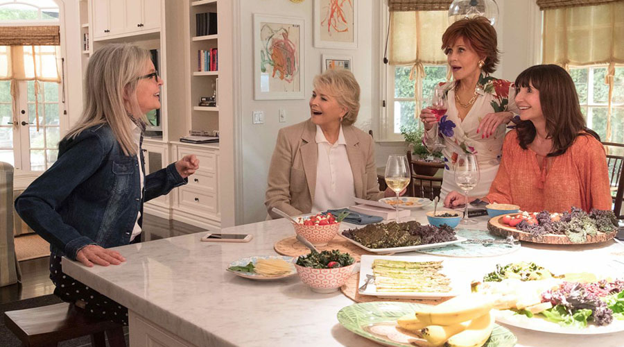 Win a Double Pass to see Book Club!