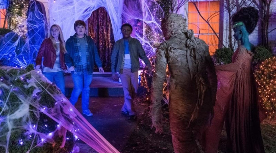 The Goosebumps 2 trailer invites you to a very Haunted Halloween!