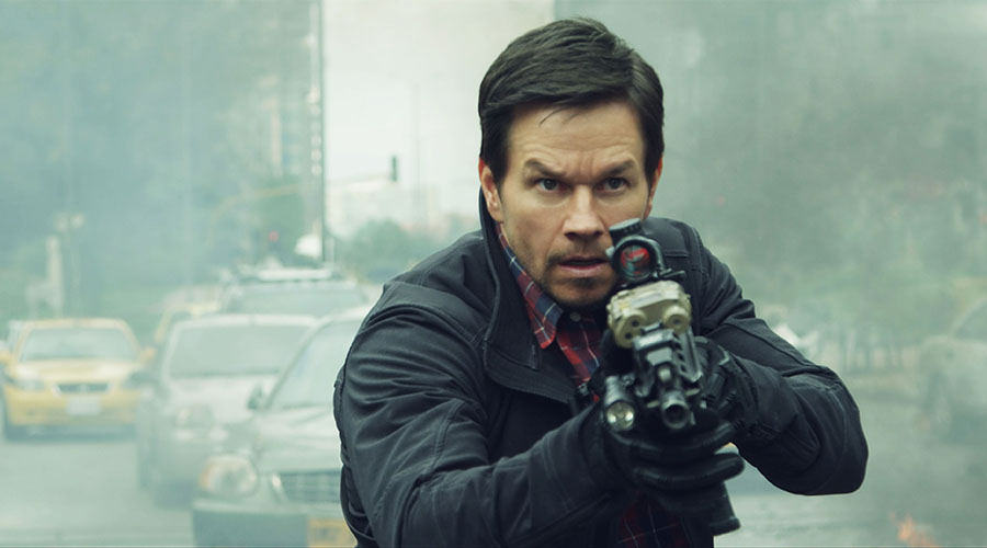 Check out the new red-band Mile 22 Trailer - it's somewhat violent!