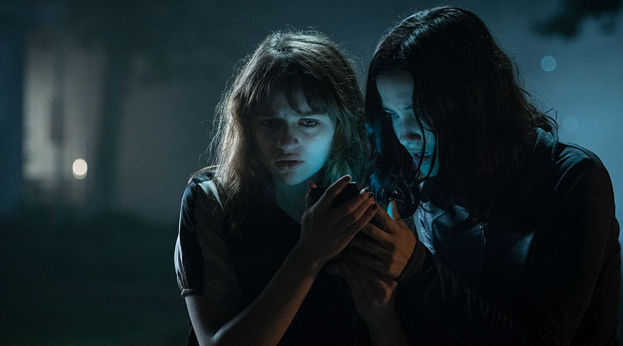Check out the terrifying trailer for Slender Man!