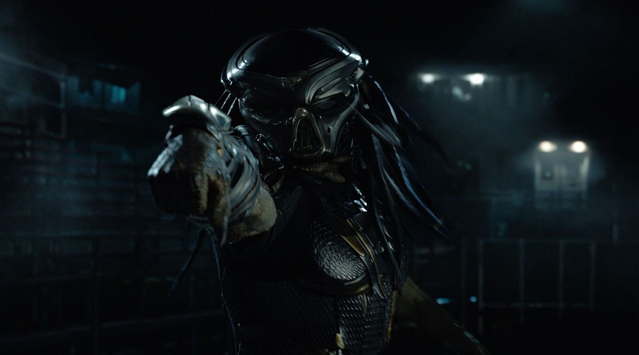 Watch the new The Predator Trailer: Smarter, Stronger, Deadlier!