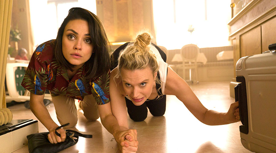 "Check out The Spy Who Dumped Me ""Dynamic Duo"" featurette!"