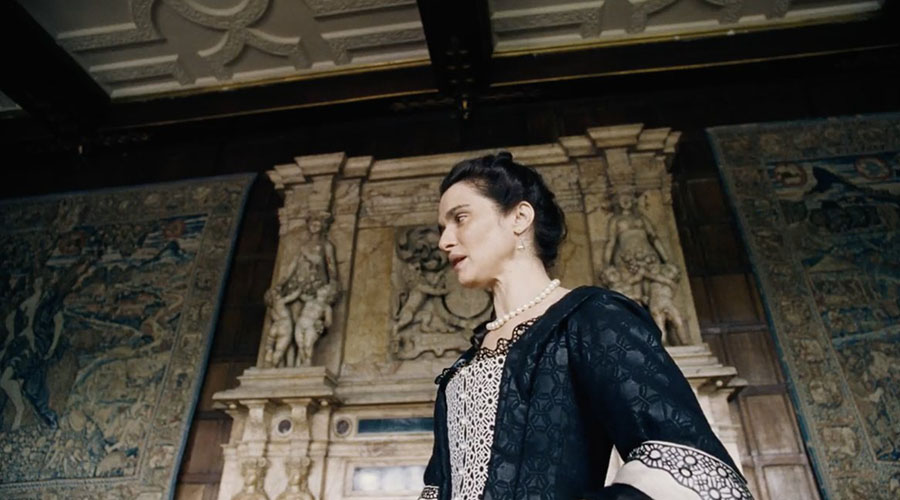 Watch The Favourite trailer - Yorgos Lanthimos' new film stars Olivia Colman as a volatile queen!