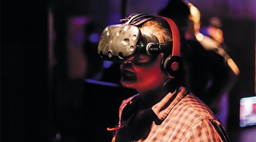 Australian Virtual Reality Film Festival 2018