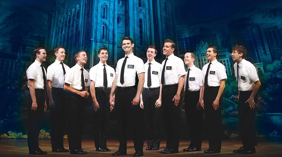 The Book of Mormon is coming to Brisbane!