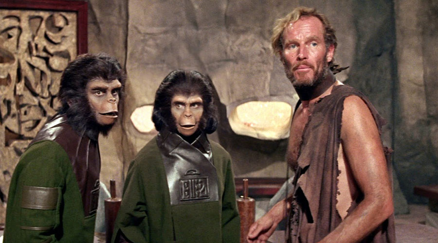 Planet of the Apes 50th Anniversary Screening on Riverfire night!