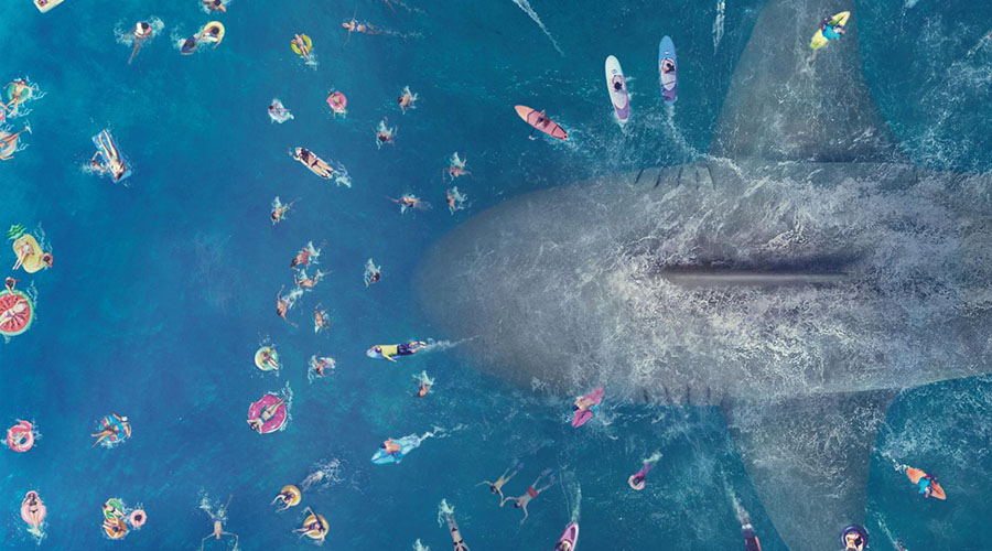 "Check out the ""How The Meg Was Born"" featurette from the upcoming film The Meg!"