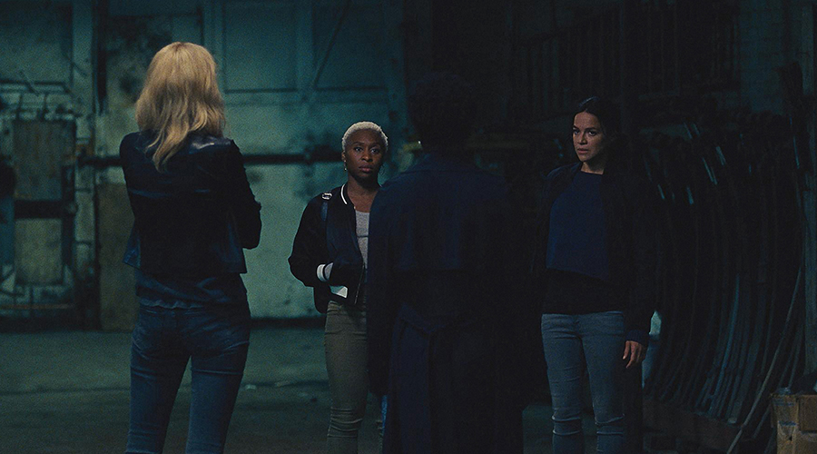 Check out the new badass trailer for Widows