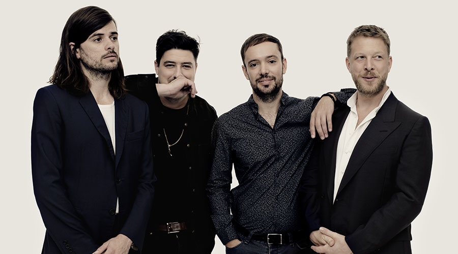 Mumford & Sons have released details on their upcoming album!