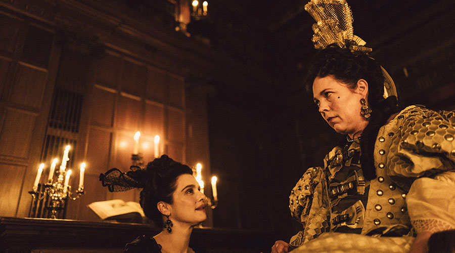 Check out the new trailer for The Favourite - in cinemas Boxing Day!