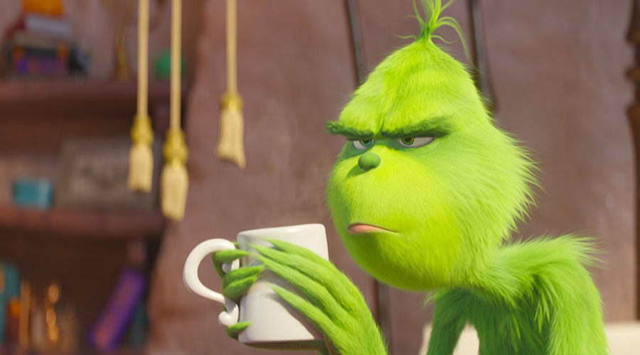 Check out the new trailer for The Grinch - in cinemas this November