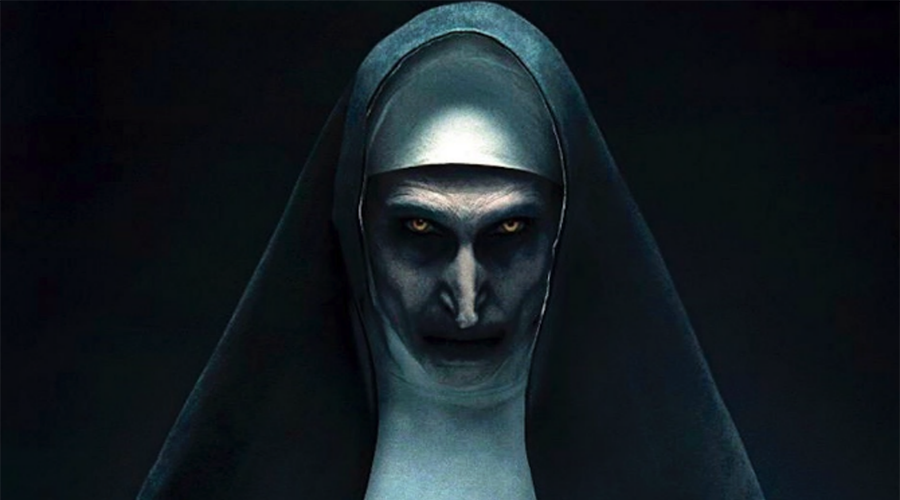 Check out the crazy prank video for The Nun!