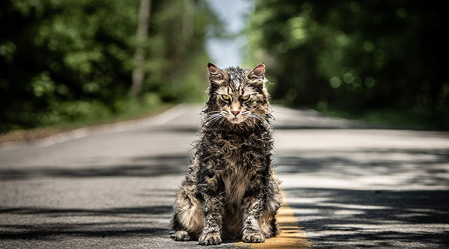 Check out the first look trailer for Stephen King Pet Sematary!