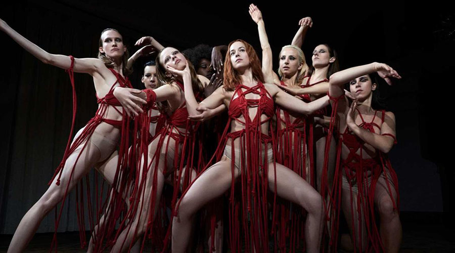 Dendy Coorparoo is screening a preview of Suspiria this Halloween Eve!