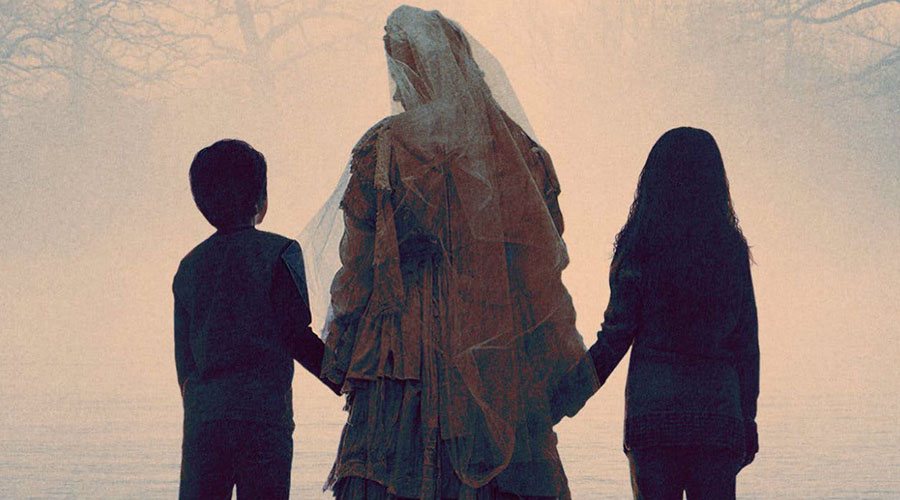 Watch the terrifying teaser trailer for The Curse of the Weeping Woman