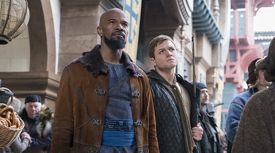 Check out the new trailer for Robin Hood - in cinemas November 22!