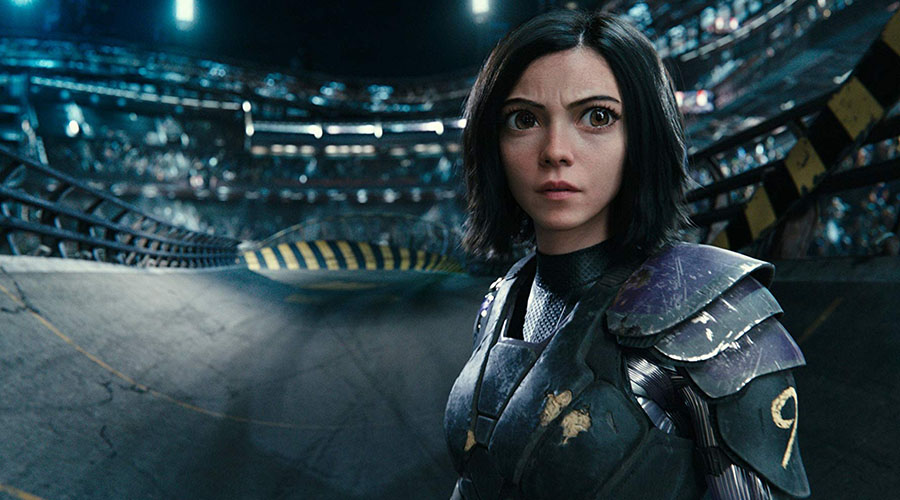 Watch the new trailer for Alita: Battle Angel - in cinemas February 2019!
