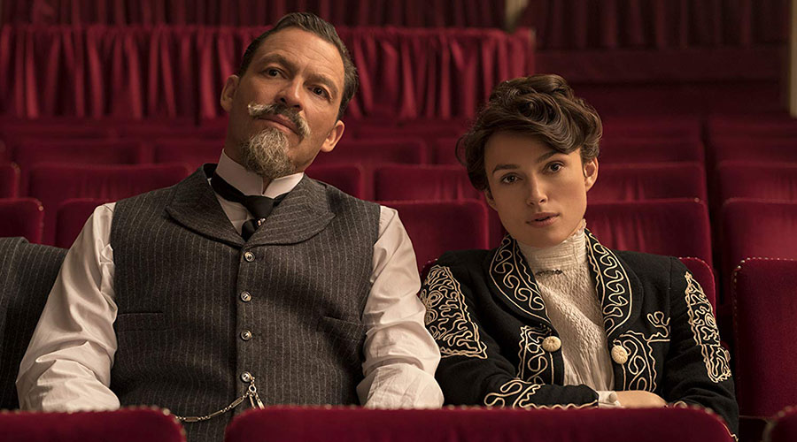 Win a double pass to see Colette starring Keira Knightley!