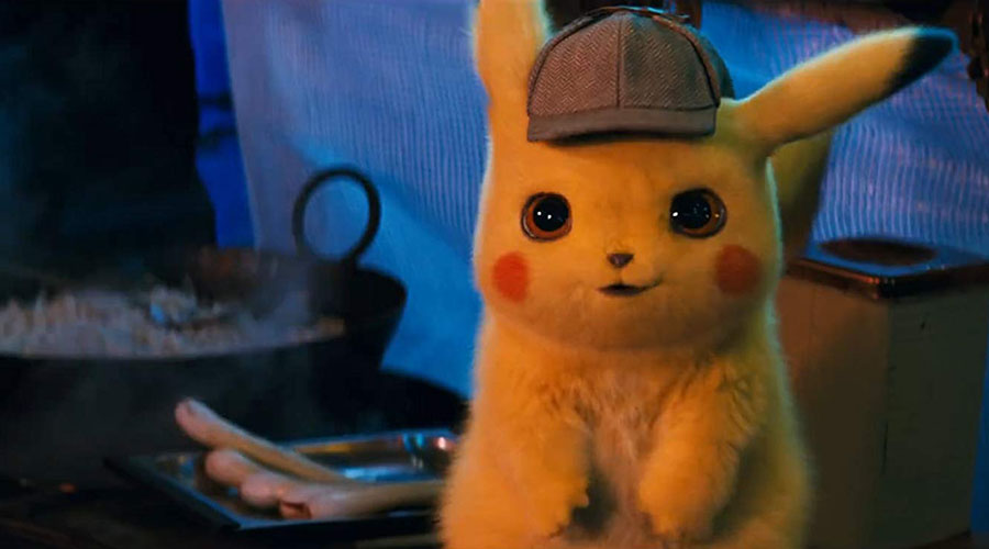 Check out the official first trailer for POKÉMON Detective Pikachu!