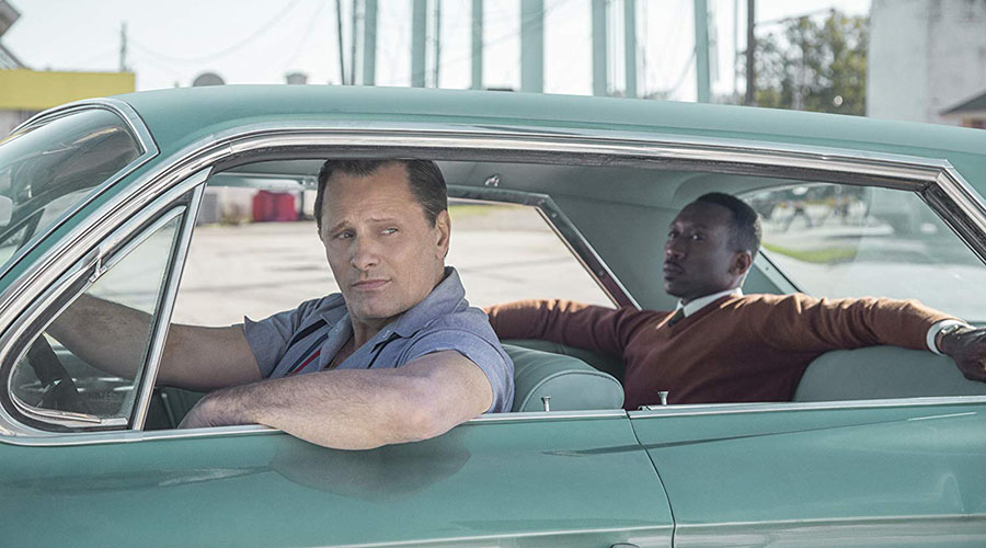 Win a double pass to see the Oscar buzz movie Green Book starring Viggo Mortensen and Mahershala Ali!