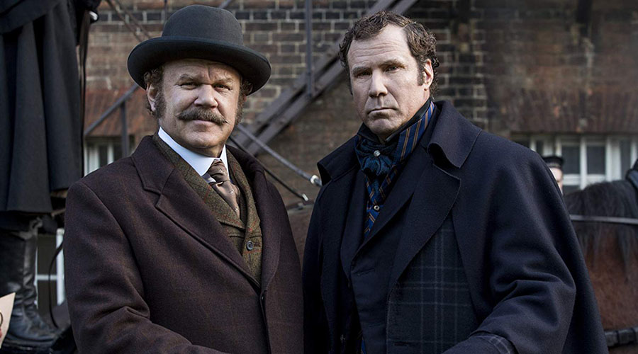 Check out Will Ferrell & John C. Reilly present hilarious moustache facts for Movember!