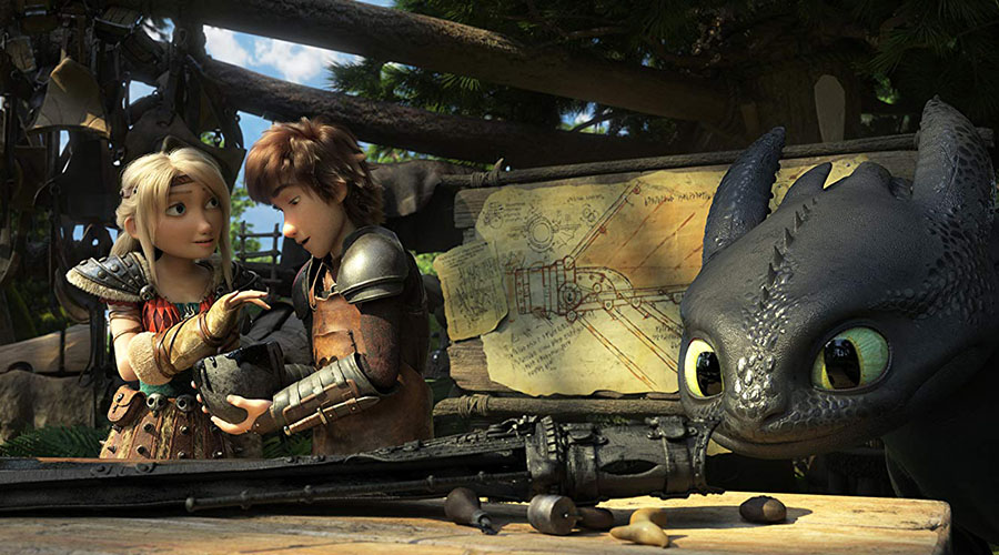 Watch the new trailer for How to Train Your Dragon: The Hidden World!