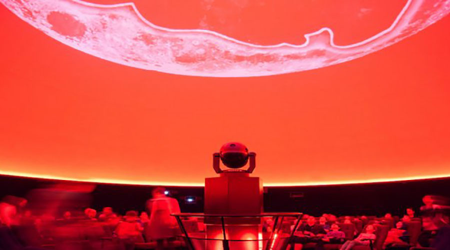 Friday Nights at the Sir Thomas Brisbane Planetarium