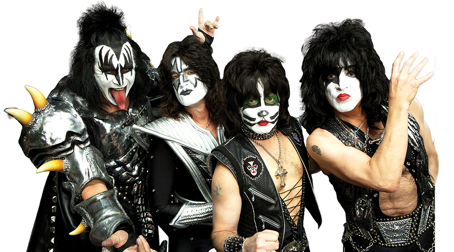 The KISS - End of the Road World Tour is coming to Australia